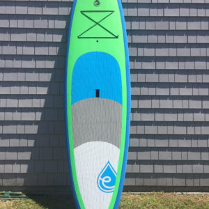 used paddleboard, evolve used softy, softy board