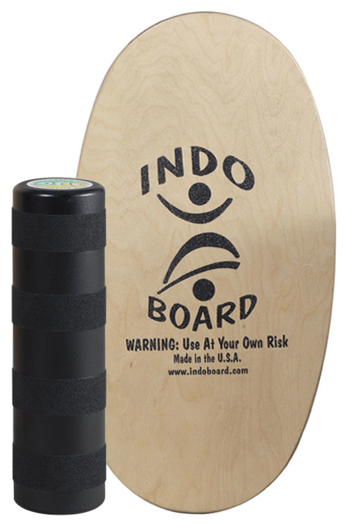 balance trainer, MINI ORIGINAL WITH ROLLER indo board, core training, exercise, strength training, endurance training