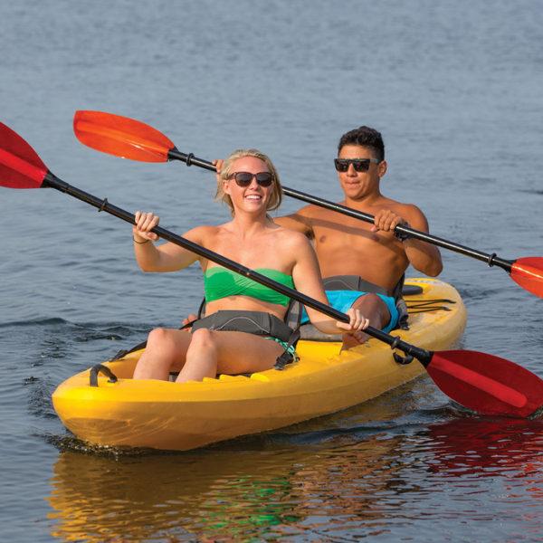 Onyx M-16 Belt Pack Manual Inflatable Life Jacket Stand Up Paddle Boarding, Kayaking Fishing